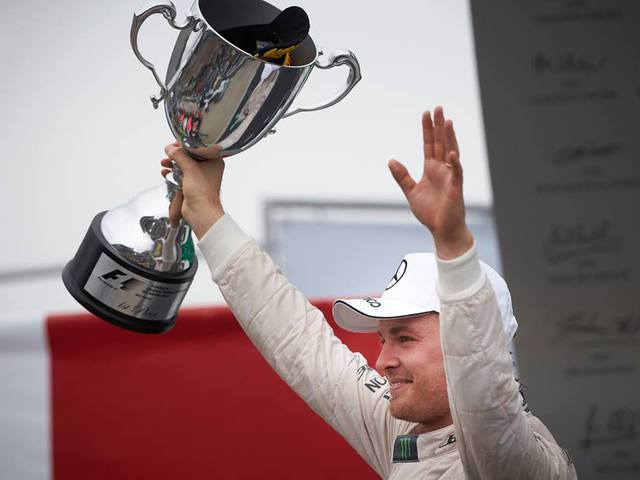 F1 Rosberget az austini ütközés keményítette meg, Vettel rekordot döntött a Ferrarival - Villámhírek