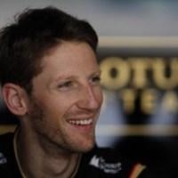 F1 Grosjean beelőzte az élmenőket az első edzésen Abu-Dzabiban
