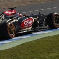 F1 Räikkönen  és Grosjean visszajelzései ígéretes szezont jósolnak a Lotus számára