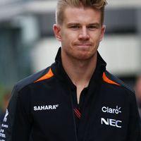 F1 Hülkenberg volt a legjobb a rövidre sikerült első edzésen