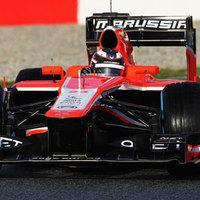 F1 A Marussia Ferrari motorokkal kezdi meg az új turbókorszakot
