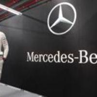 A Mercedes új autója felkészült Barcelonára