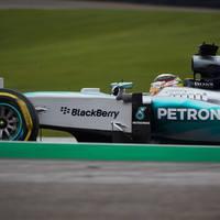 F1 Hamilton volt a leggyorsabb az időmérő előtt Interlagosban