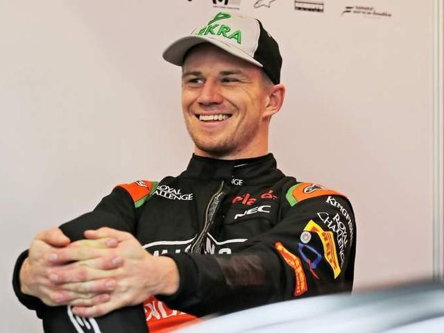 F1 Hivatalos: Hülkenberg a Force India versenyzője marad