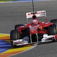A második tesztnapot Alonso zárta az élen Valenciában