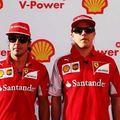 F1 A Ferrari versenyzői Sennára emlékeznek