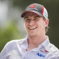 F1 Célvonalon - Nico Hülkenberg
