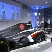 F1 A Sauber bemutatta idei autóját, a C32-Ferrarit (Videóval)
