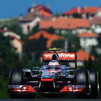 F1 McLaren - Hungaroringi emlékek
