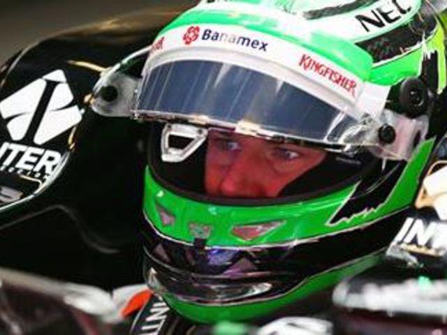 F1 Hülkenberg zárt az élen, a Ferrarinak csak fél nap jutott a 3. tesztnapon