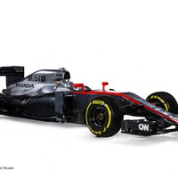F1 Az első képek és videó a McLaren 2015-ös konstrukciójáról