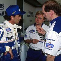 F1 Newey-t a mai napig kísérti Senna balesete
