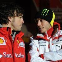 Betekintés a bajnokok elméjébe - Fernando Alonso, Valentino Rossi (2.rész)