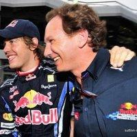 Horner: Vettel rendkívül jól tűri a rá nehezedő nyomást