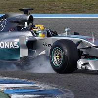 F1 Jerezi tesztbeosztás