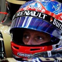 F1 Grosjean és a Lotus nagy célokat tűzött ki maga elé