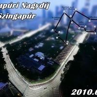 Száguldás villanyfényben az Oroszlánvárosban - szingapúri pályabejáró