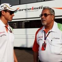 F1 Mallya: Ha Hülkenberg megy, jöhet Sutil