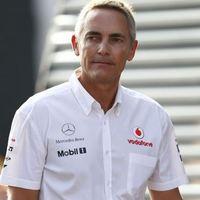 F1 Whitmarsh: Ha rosszul mennek a dolgok, csak az enyém a felelősség