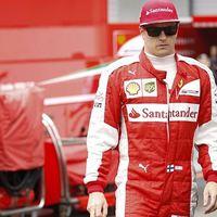 F1 Ferrari: Túl korai még Räikkönen jövőjéről dönteni