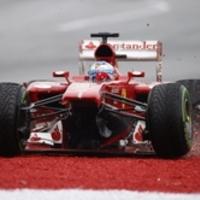 F1 Alonso: Egyszer Vettelt is utoléri a balszerencse