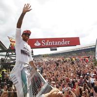 F1 A Brit Nagydíj számokban