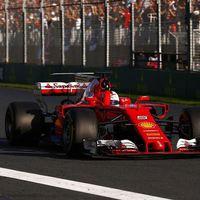 F1 Feltámadt a Ferrari, Vettel győzött Melbourne-ben