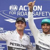 F1 Hamilton nyugis győzelmekre vágyik, Rosbergnek tetszik a kihívás