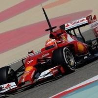 F1 A Ferrari pilótái a héten már ráléphetnek a gázpedálra