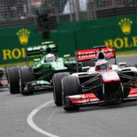 F1 A McLaren cáfolta, hogy visszatérnek a tavalyi autóhoz