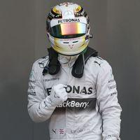 F1 Hamilton és a Mercedes Barcelonában is tarolt