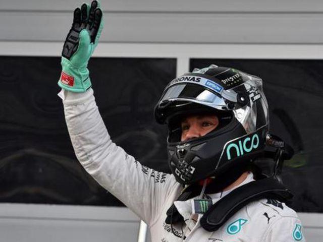 F1 Rosberg uralta az Orosz Nagydíj időmérőjét