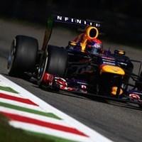 F1 Vettel könnyedén zsebelte be 40. F1-es rajtelsőségét Monzában