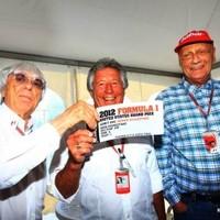 F1 Hatalmas az érdeklődés az amerikai versennyel kapcsolatban