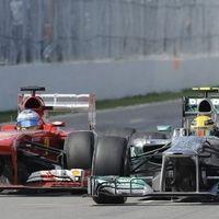 F1 Bűn bűnhődés nélkül - A Ferrari kiakadt a Mercedes enyhe büntetésén
