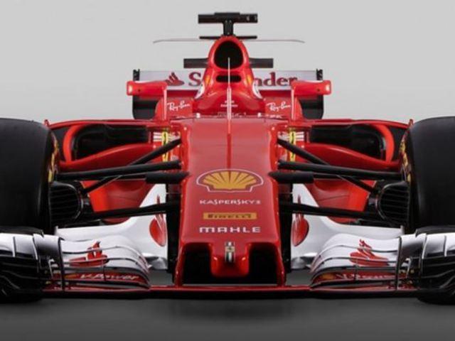 F1 Ma hetedik csapatként a Ferrari is bemutatta 2017-es modelljét