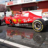 F1 Räikkönené a hét utolsó tesztnapja