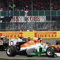 F1 Force India: Már csak egy kis szerencse kellene