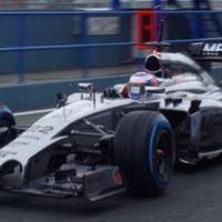 F1 Button végzett az élen a 2. tesztnapon, a Renault motoros autók szenvednek