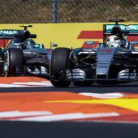 F1 Hamilton hatalmas előnnyel szerezte meg a pole-t a Hungaroringen