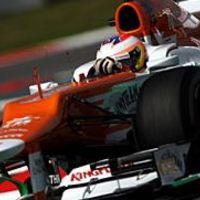 F1 A Mercedes elárulta, Paul di Resta lehet Schumacher utódja