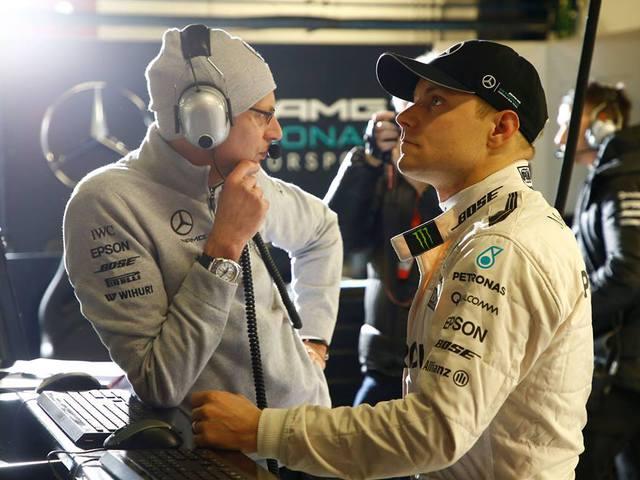 F1 Bottas volt a leggyorsabb, de a Ferrari is villantott