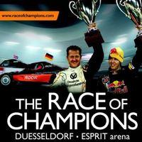 Race of Champions - Nemzetek Kupája, ahogy az objektív látta
