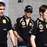 A Lotus Renault-nak nincs ideje a jelenlegi pilótái felzárkóztatására
