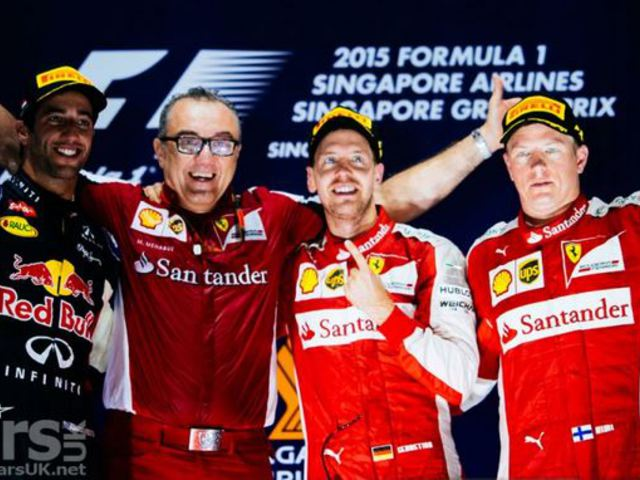 F1 Szingapúri utózöngék
