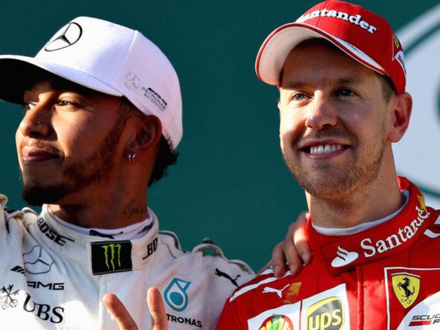 F1 Vettel: Egy körön még mindig a Mercedes a favorit