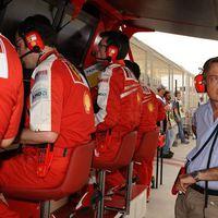 F1 Montezemolo: A Ferrarit idén a szerencse is segíti