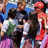 F1 Villeneuve: Räikkönen menjen haza, Vettel váltson csapatot