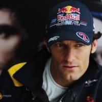 Ismét felemás időben, Webber volt a második edzés legjobbja