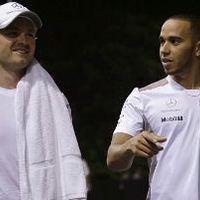 F1 Brawn: Lewis nem kiváltságot, hanem egyenlőséget kért Nicóval szemben